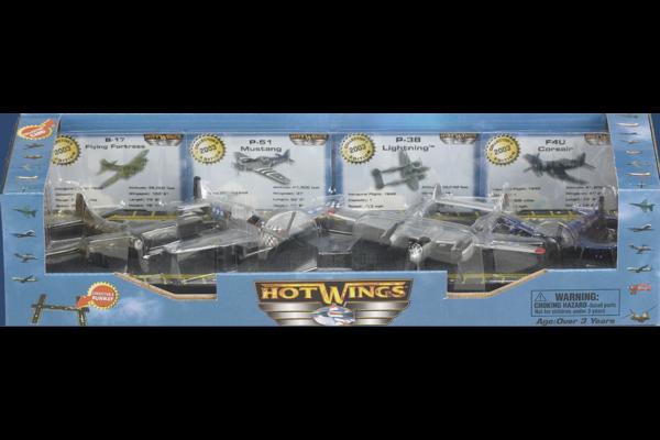 HW: WWII Series Gift Set