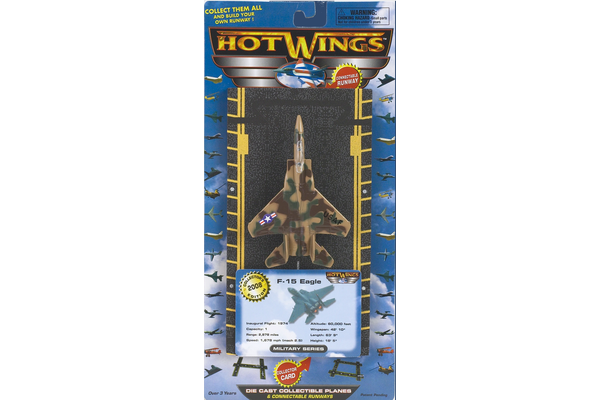 HW: F-15 Eagle w/ mm