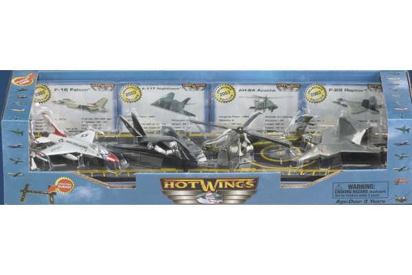 Just Think Toys HW: Military Series Gift Set