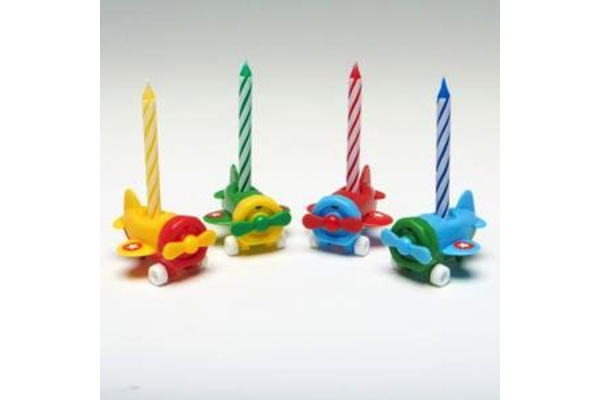 Airplane Birthday Candle Holders*Outlet