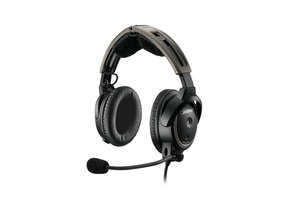 Bose® A20 Aviation Headset, Enhanced LEMO with BT W