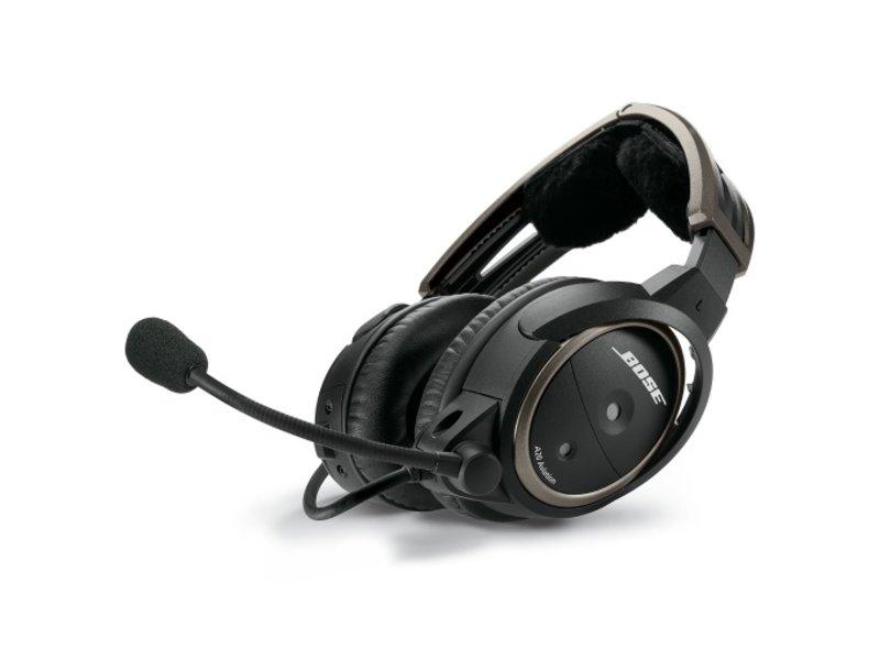 Bose® A20 Aviation Headset, Enhanced LEMO with BT W