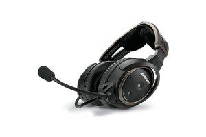 Bose Bose® A20 Aviation Headset, Enhanced GA No Bluetooth W