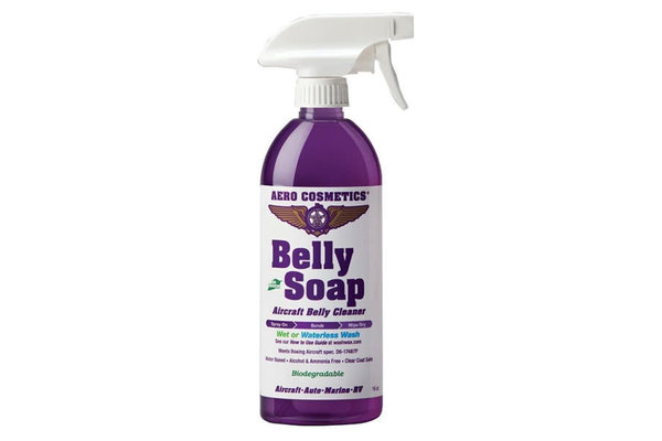 AERO COSMETICS BELLY SOAP PINT