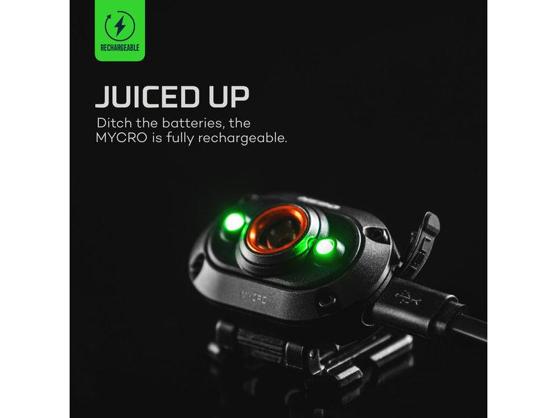 Nebo Mycro RC Headlamp