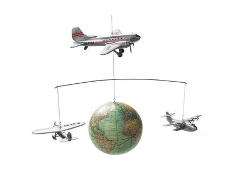 authentic models inc. Around The World