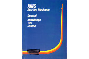 King Schools, Inc. King Powerplant Mechanic DVD Knowledge test course