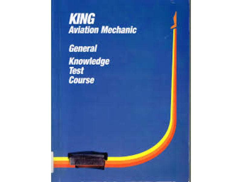 King Schools, Inc. King Powerplant Mechanic DVD Knowledge test course