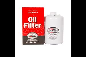 Oil Filter: CH48104-1