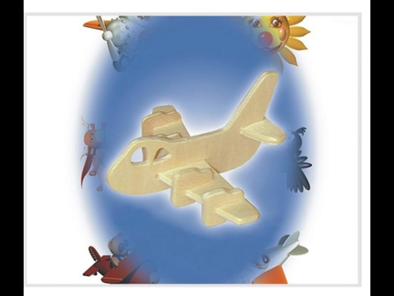 Mini Jet Puzzle