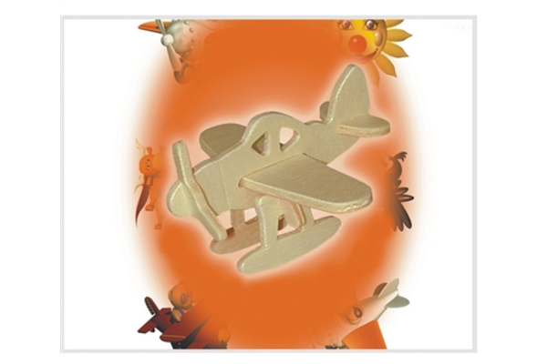 Mini Seaplane Puzzle