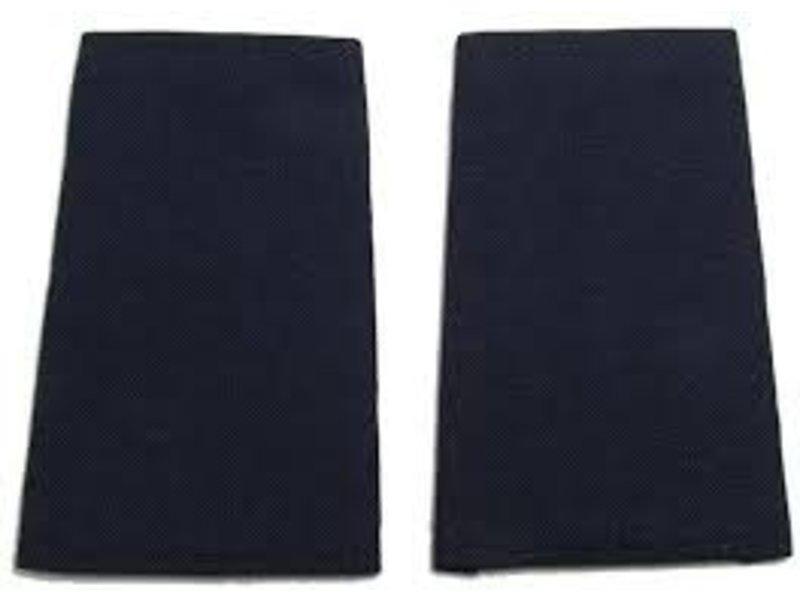 Badges Point Epaulettes No Stripes Blue