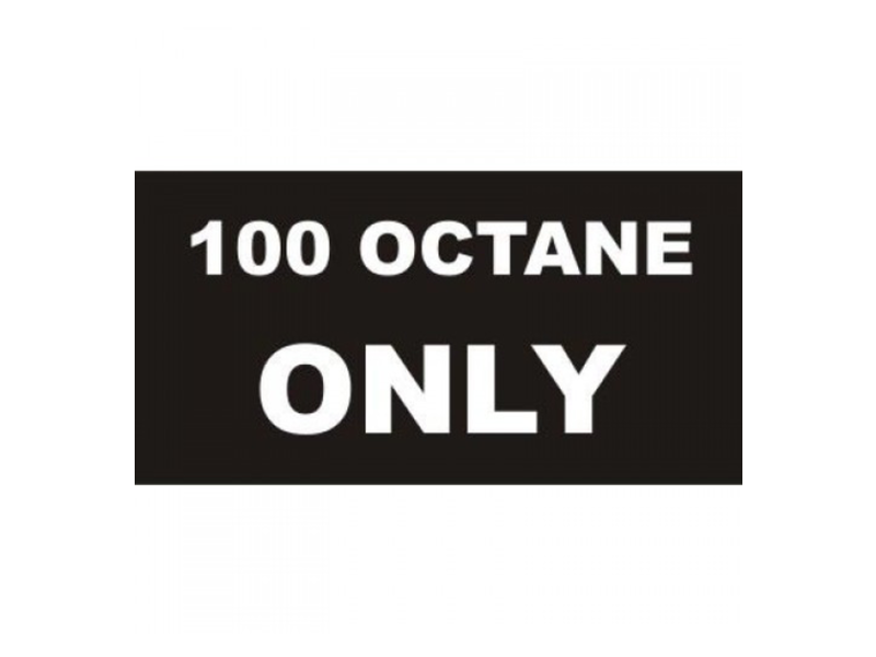 100 Octane Only *outlet