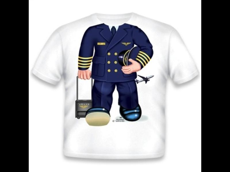 Kids Pilot Uniform
