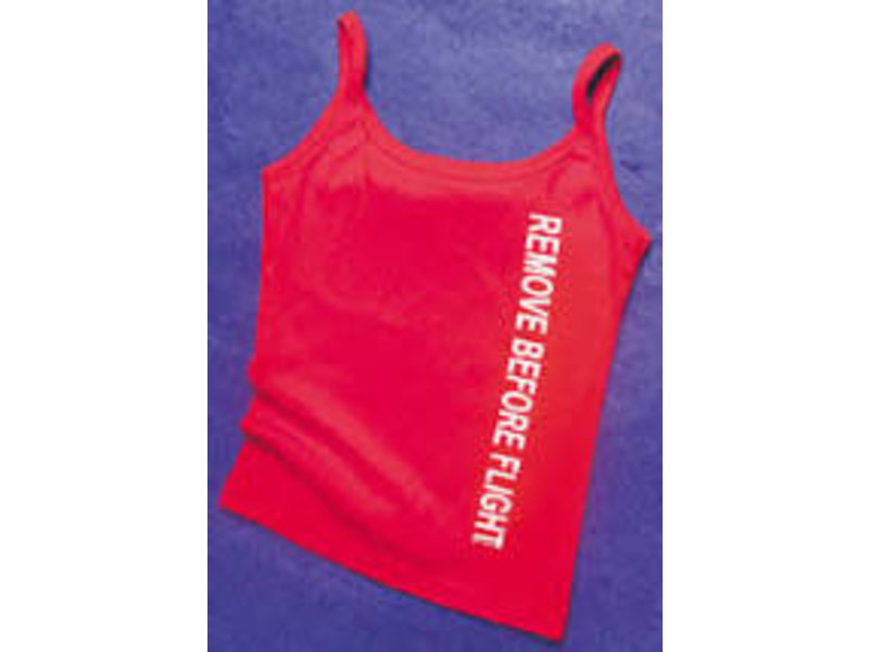 Born Aviation Products, Inc Remove Before Flight String T