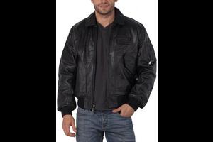 Leather CWU 45 Aviator Jacket