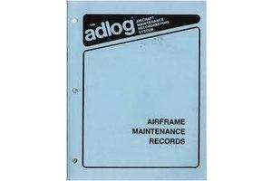 AERO TECH PUBLICATIONS Adlog Airframe Logbook