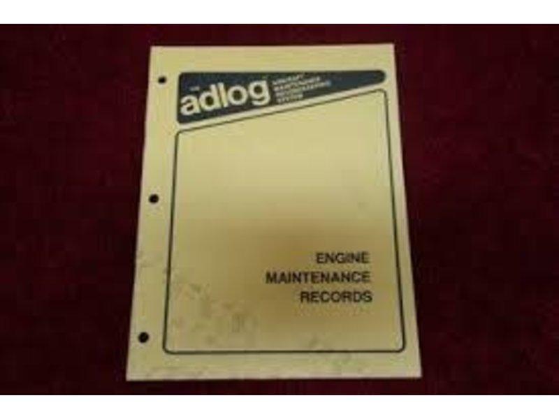 AERO TECH PUBLICATIONS Adlog Engine Logbook