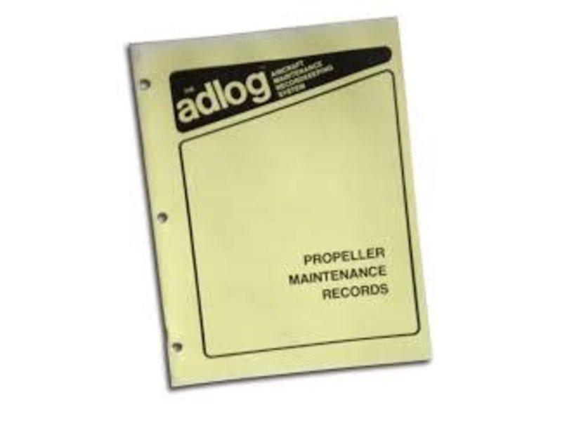 AERO TECH PUBLICATIONS Adlog Propeller Logbook