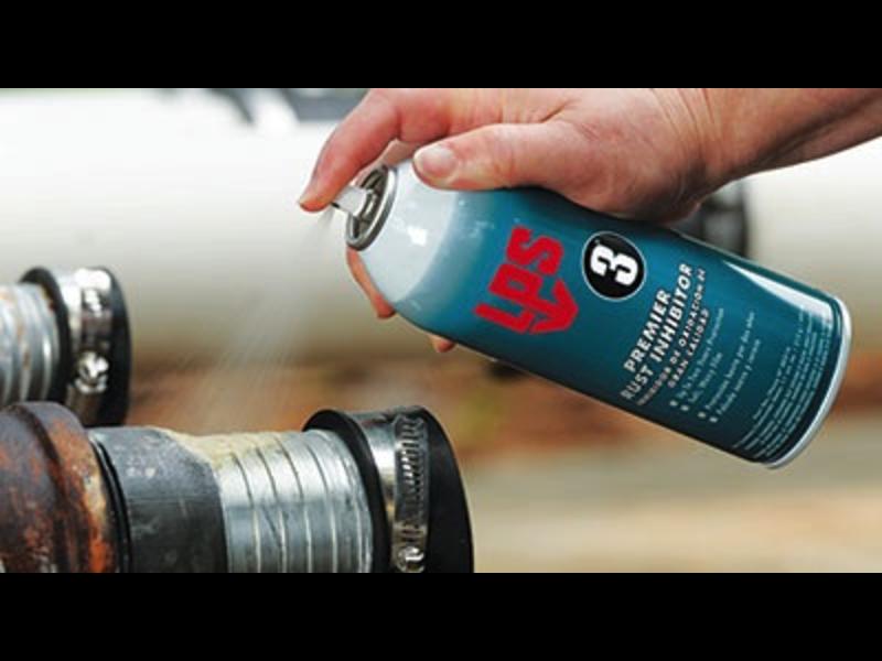 LPS 3 Rust Inhibitor