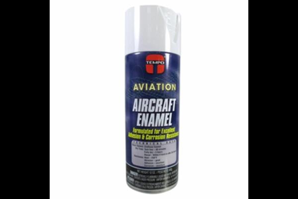 Aircraft Enamel Gloss White