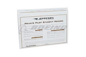 AVIALL Private Pilot Record Folder