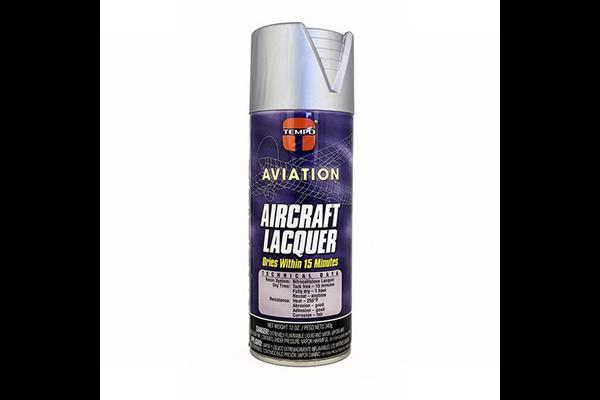 Aircraft Dull Aluminum Lacquer