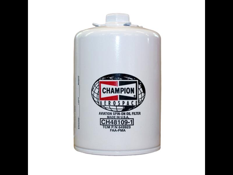 Champion Aerospace Oil Filter: CH48109-1