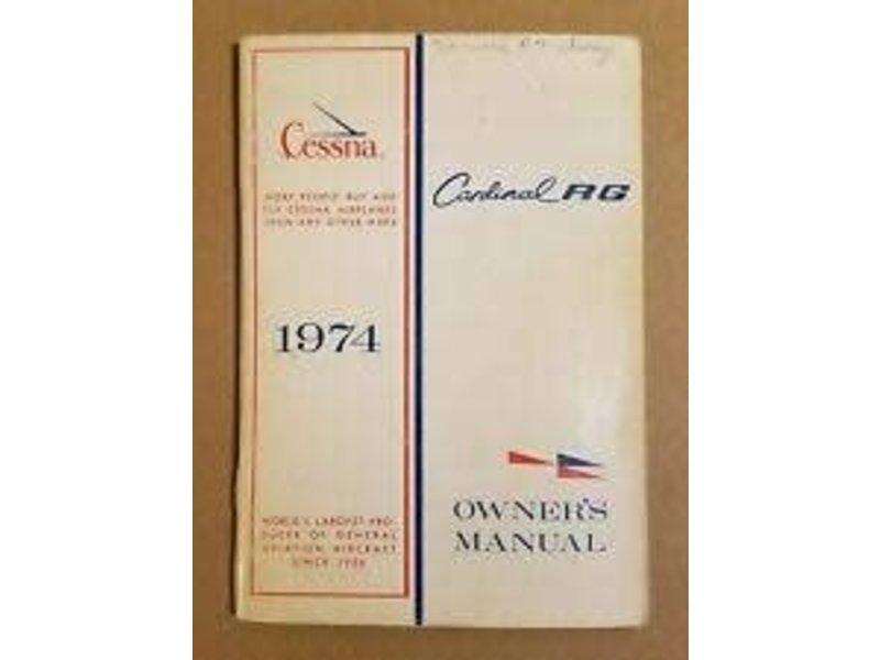 Cessna Aircraft Company MIS: CARDINAL 1974
