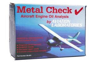 Metal Check Oil Analysis Kit
