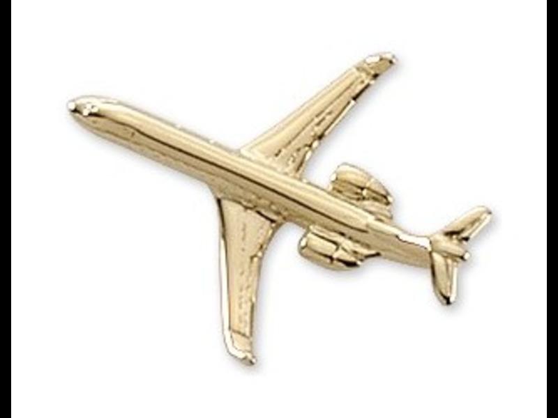 Pin: CRJ 200 Gold