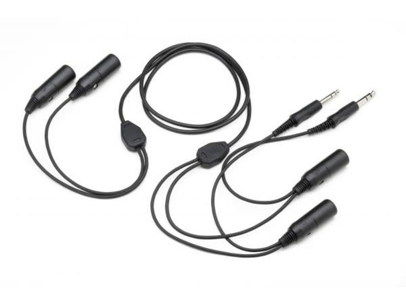 Dual Headset Adapter