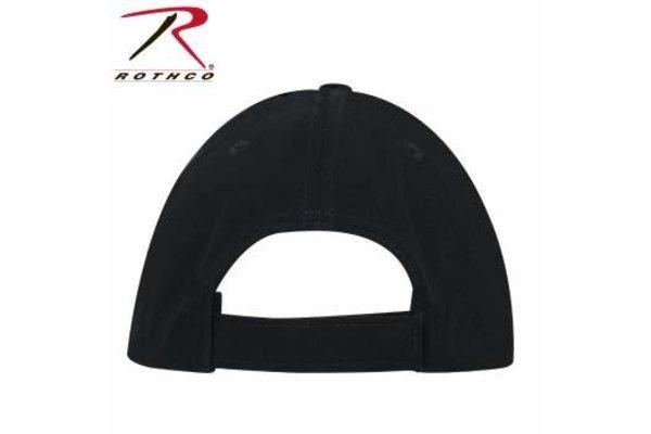 Cap: Space Force Logo Low Profile Black Hat