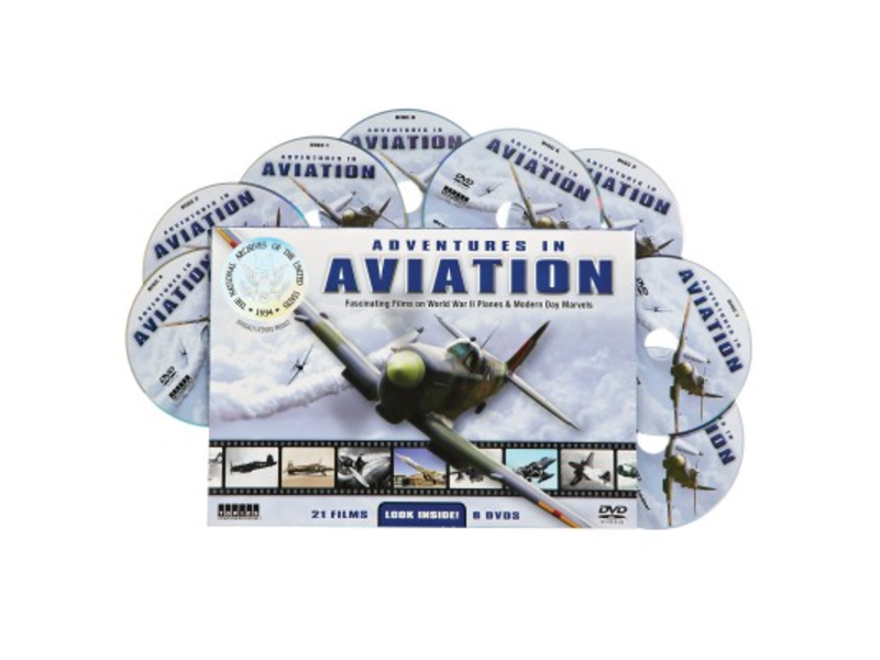 Adventures in Aviation DVD *Outlet