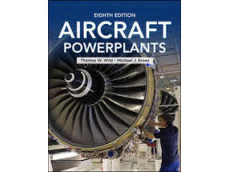 MCGRAW-HILL Aircraft Powerplants, 8th Edition