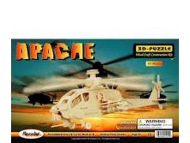 Puzzled, Inc. Apache Puzzle