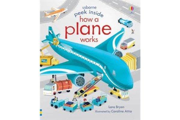 WingAero Inc. Peek inside how a plane works