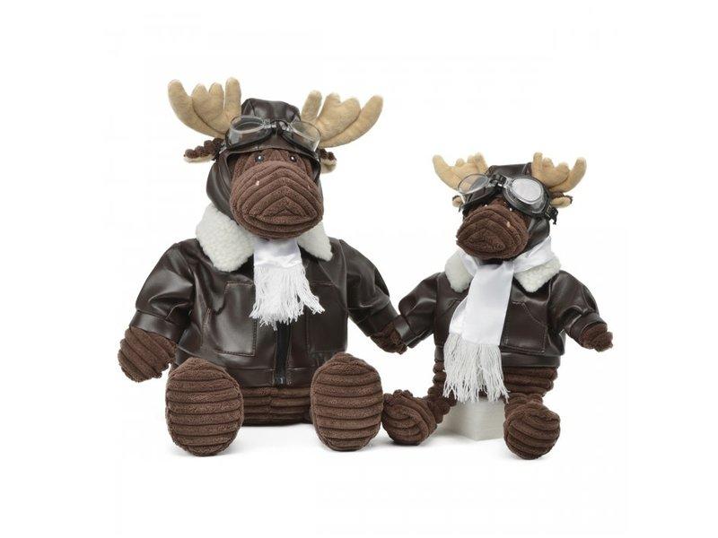 "Pilot Moose in Uniform 12"""