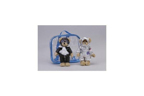 Pilot & Astronaut Bear BTG Friends