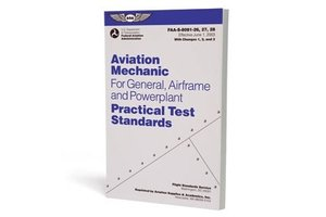 ASA PTS: Aviation Mechanics
