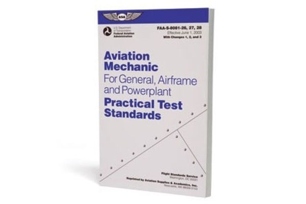 ASA PTS: Aviation Mechanics