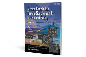 ASA Airman Knowledge Testing Supplement Instrument IFR