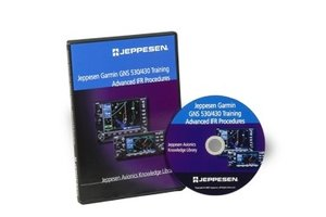Jeppesen Sanderson Jeppesen Garmin GNS 530/430 Training Advanced IFR Procedures *outlet