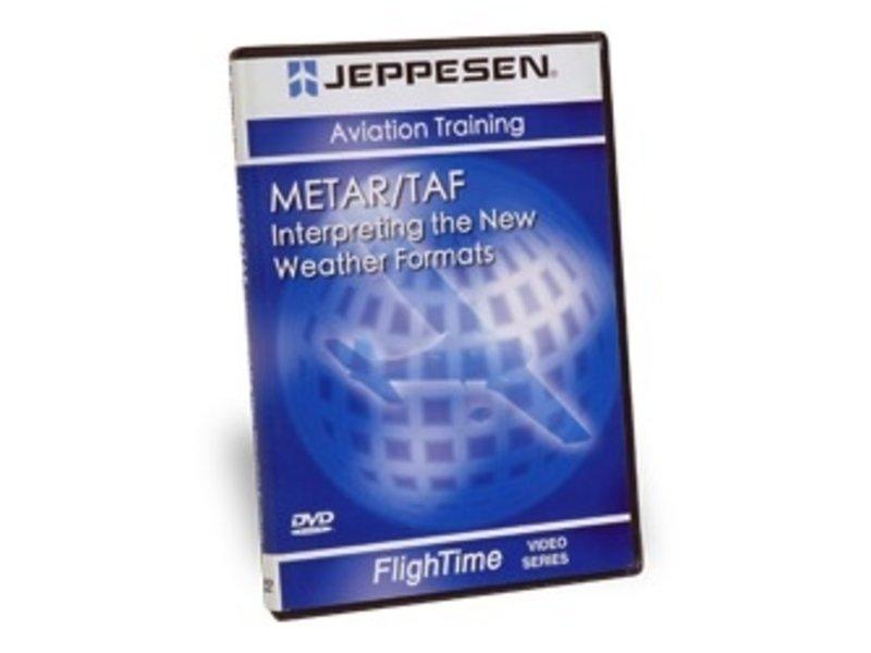 Jeppesen Sanderson DVD: METAR/TAF *outlet