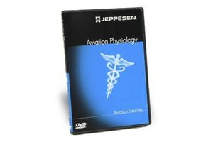 Jeppesen Sanderson DVD: Aviation Physiology *outlet