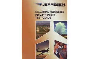 Jeppesen Sanderson Jeppesen Private Pilot Knowledge Test Guide *Old Edition *Outlet