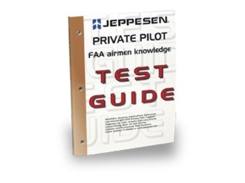 Jeppesen Sanderson Jeppesen Private Pilot Knowledge Test Guide