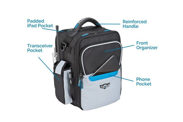Pilot Flight Gear Hp Ipad Bag