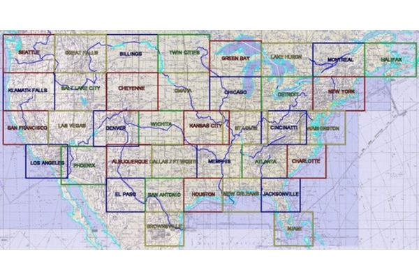 FAA / NACO Distribition Division Sectional: Cheyenne