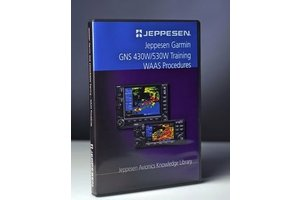 Jeppesen Sanderson Jeppesen Garmin GNS 530W/430W Training - WAAS Procedures *outlet